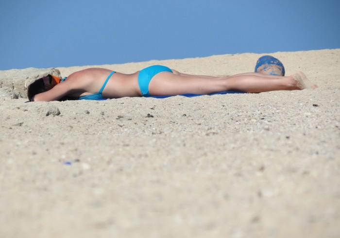 Les plages de a mer méditerranée